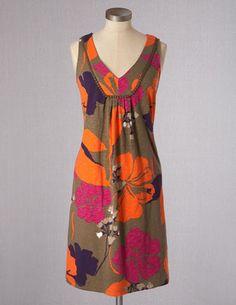 WANT! // Tarifa-dress From Boden.