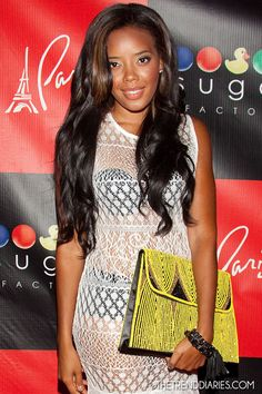 1000 images about angela simmons on pinterest vanessa simmons angela sim - Simmons simmons paris ...