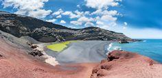 Lanzarote, El lago verde, the green lake Green Lake, Adventure, Water, Inspiration, Outdoor, Lakes, Lanzarote, Gripe Water, Biblical Inspiration