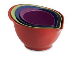 Set of mixing bowls (William Sonoma)