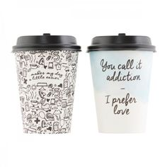 TO GO KOPPER - Coffee Addiction - Nicolas Vahe