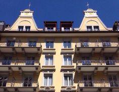 Hotel direkt beim Bahnhof Luzern: 3-Sterne Hotel ALPINA Luzern www.alpina-luzern.ch