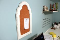 Make your own corkboard
