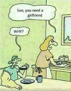 You Need A Girlfriend