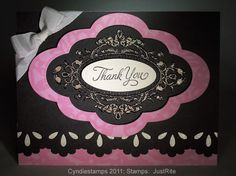 Created for JustRite and CR84FN challenges.  Also as a thank you card to JustRite for my honorable mention win...