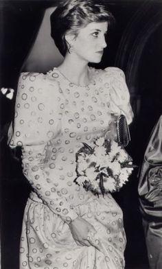 Princess Diana...another rare photo