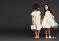 Детская мода: Детская коллекция Dolce & Gabbana, весна-лето 2015