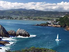 Knysna, South Africa. This is a beautiful place