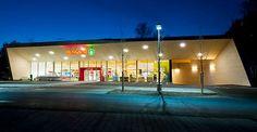 supermarkt österreich architectur - Google-søk