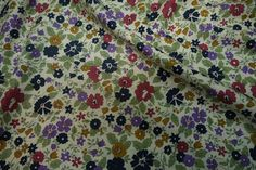 Copen Meadow Cotton Tana Lawn