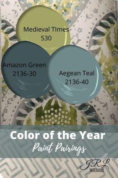 Paint Schemes, Colour Schemes, Color Trends, Color Combos, Color Schemes With Gray, Interior Color Schemes, Living Room Color Schemes, Benjamin Moore Paint, Benjamin Moore Colors