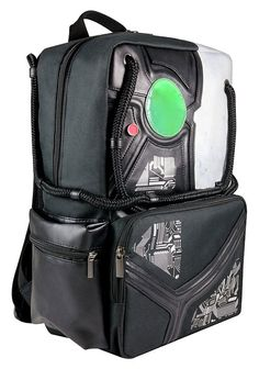 You will be assimilated into the Collective with this ST:TNG Borg backpack, which displays the Borg's metallic circuit board and has a padded tablet pocket. The padded, adjustable shoulder straps make it easy to carry all day. Star Trek Gifts, Star Trek Merchandise, New Star Trek, Retro Futuristic, Circuit Board, For Stars, Bag Sale, Backpacks, Purses