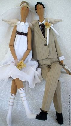 Жених и невеста. Влюблённая парочка в стиле 60-х . Подарок на свадьбу или годовщину свадьбы.                                   При заказе учитывается портретное сходство.