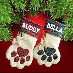 b67e76e65c02f 31 Best dog Christmas stocking images