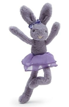 Jellycat 'Plum Bunny' Stuffed Animal available at #Nordstrom
