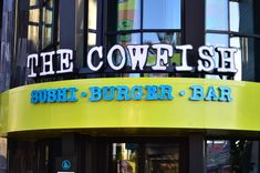 Universal Dining: The Cowfish in Universal CityWalk