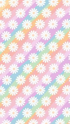 Daisy Wallpaper, Pineapple Wallpaper, Vintage Flowers Wallpaper, Retro Wallpaper, Print Wallpaper, Wallpaper Backgrounds, Iphone Wallpaper, Wallpaper Background Design, Background Designs