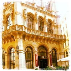 CAFE CENTRAL Random House, Vienna Austria, Beautiful Pictures, Colorful, Building, Places, Travel, European Travel, Cities