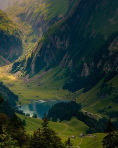 Suiza es el paraiso...