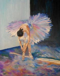african american ballerina painting - Google Search