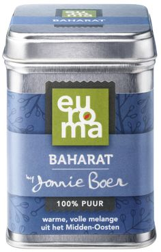 Original Spices by Jonnie Boer - Baharat - Euroma Hummus Dip, Pasta Tomate, Savory Muffins, Bastilla, Sugar And Spice, Coffee Cans, Couscous, Slow Cooker, Bbq