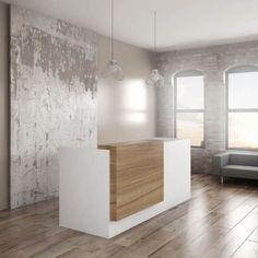 Empfangstheke Salve   Büromöbel bis -60% reduziert