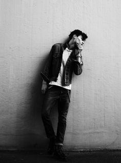 Josh Meadows photographed by Ryosuke Maezawa and styled by Hironori Yagi forChasseur Magazine