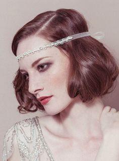 Greta Bridal Headband
