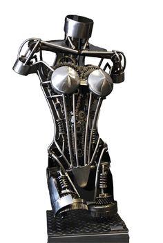 cory fuhr steel sculpture