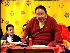 Sogyal Rinpoche's theaching in Bhutan pt1