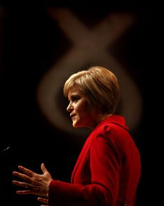 Nicola Sturgeon - what a boss
