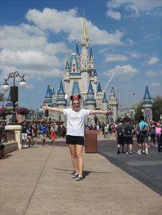 Cinderella's Castle Disney World, Main St. USA:    https://www.roxbeachweddings.com/honeymoon-destination-reviews/honeymoon-destination-review/