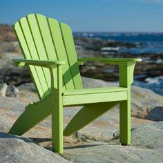 madera poli muebles de jardn ideas al aire libre leche reciclado reciclado verde jug adirondack composite adirondack chairs chair chair poly