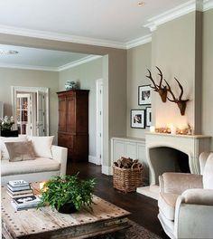 Neutrals - natural wood, soft colors