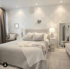 100 Bedroom Designs That Will Inspire You | Pinterest | Master ...