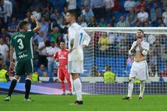 La Liga Spanyol: Real Madrid 0 - 1 Real Betis