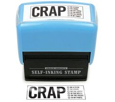 For My Desk Self Inking Stamps Office Supplies School