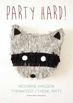ISSUU - Oh Marie! issue 4 - Moonrise Kingdom by Marlous Snijder