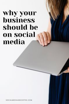 Have you ever wondered WHY your business should be on social media? What's the point? Social media marketing | online business | blog | blogging | Facebook marketing | Instagram marketing | Twitter | entrepreneur | small business marketing | marketing ideas | social media tips | #onlinebusiness #marketing #Facebook #Instagram #Twitter #socialmedia #smallbusiness #blog #blogging