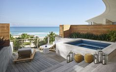The Miami Beach EDITION | Luxury Boutique Hotel in Miami Beach - Premier Bungalow Oceanfront Suite Day