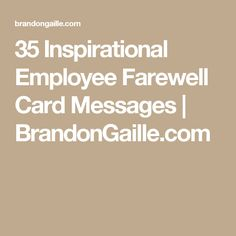 37 inspirational employee farewell card messages messages and 37 inspirational employee farewell card messages christmas card messagesbusiness reheart Images