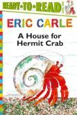 A House for Hermit Crab is a great book for children who are experiencing any kind of change in their life. It is also a fun and simple book that will educate children about the different type of marine life.