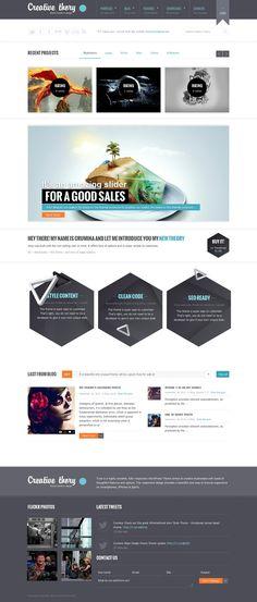 Web design.  See more at: http://www.twelveskip.com/ for more web design+web development  #web #design #development