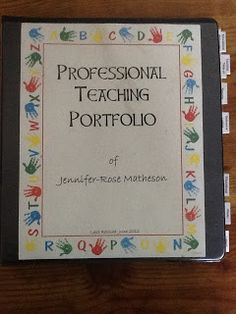 Creating a Teaching Portfolio And other job search tips.. Search ...