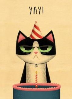 Free Happy Birthday Cards Printables - Happy Birthday Funny - Funny Birthday meme - - Happy Birthday The post Free Happy Birthday Cards Printables appeared first on Gag Dad. Free Happy Birthday Cards, Happy Birthday For Her, Birthday Wishes Funny, Happy Birthday Messages, Happy Birthday Quotes, Cat Birthday, Happy Birthday Images, Humor Birthday, Birthday Ideas