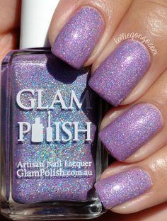 Glam Polish Get Otter Here! // kelliegonzo.com