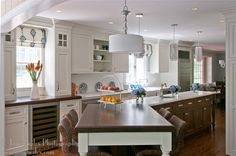Kitchen Design, Rebecca Reynolds, Culinary Kitchen Designs; Styling by Jane Beiles Photography