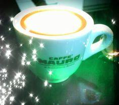 Espresso Machiatto is the magic Coffee :-)