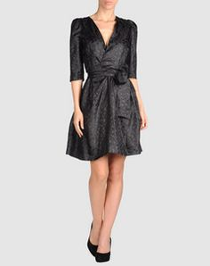 I love this SEE BY CHLOE' Short dresses (via Shop It To Me)