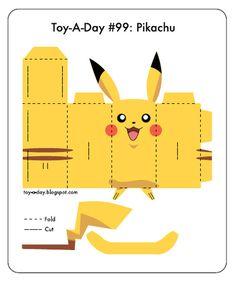pokemon papercraft pokeball - Google Search
